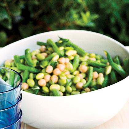 The New Three-Bean Salad