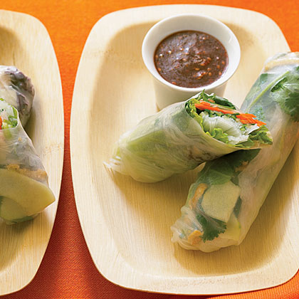 Vietnamese Noodle Rolls Recipe
