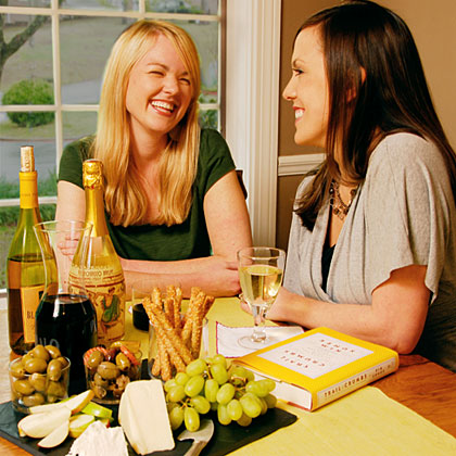 Girls' Night In: Book Club