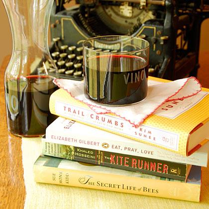 Book Club Menus