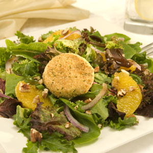 Wish Bone Baked Goat Cheese Salad Recipes