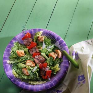 Wish Bone Beefy Steak House Salad Recipes