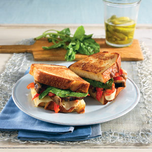 Wish Bone Grilled Veggie Sandwiches Recipes