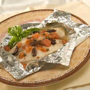 Wish Bone Mediterranean Fish Packets Recipes
