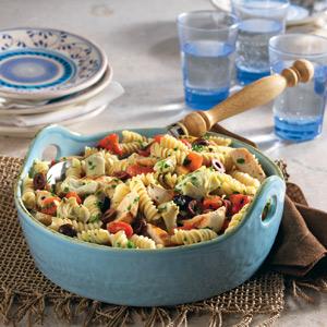 Wish Bone Mediterranean Pasta Salad Recipes