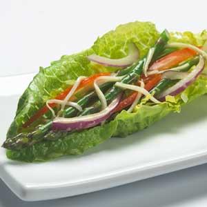 Wish Bone Salad Spritzer Salad Wraps Recipes