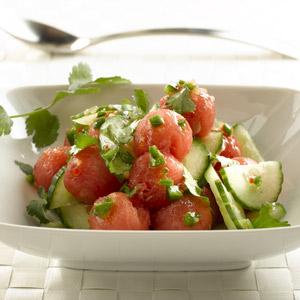 Wish Bone Zesty Watermelon salad Recipes