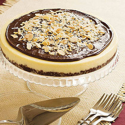 Almond Joy CheesecakeRecipe