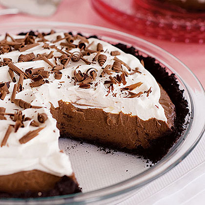 Mocha Cream Pie Recipe
