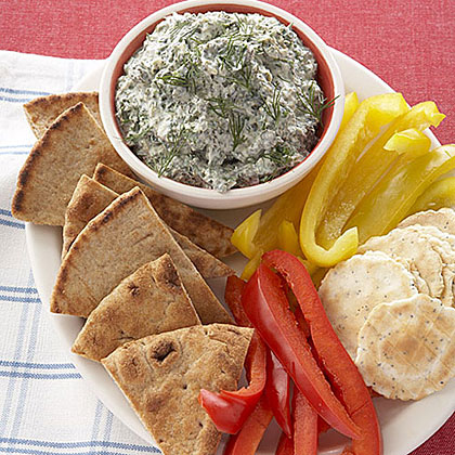 Creamy Spinach Dip