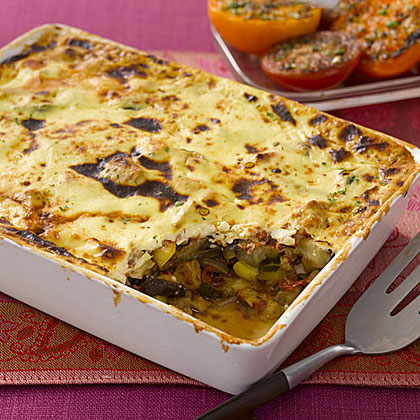 Vegetable Moussaka Recipe | MyRecipes