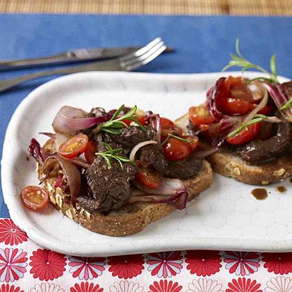 balsamic-steak-radicchio