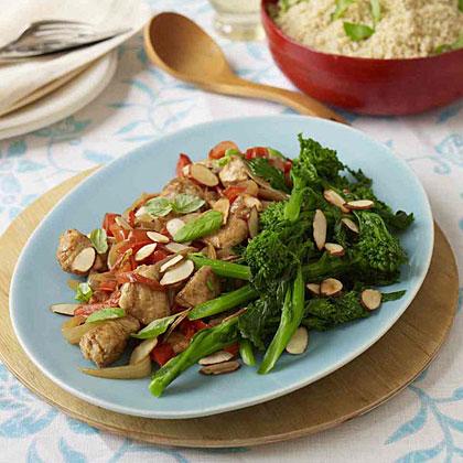 chicken-broccolini