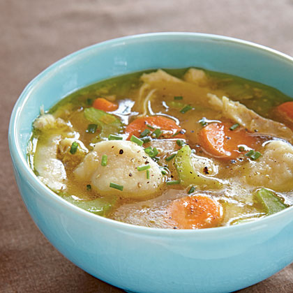 Chicken And Dumplings Recipe Myrecipes