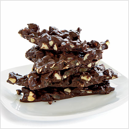 Chocolate Hazelnut Bark