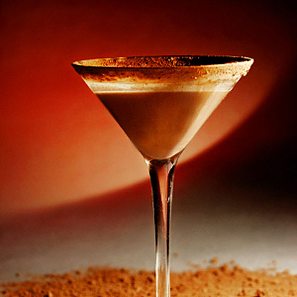 chocolate-cocktail Recipe