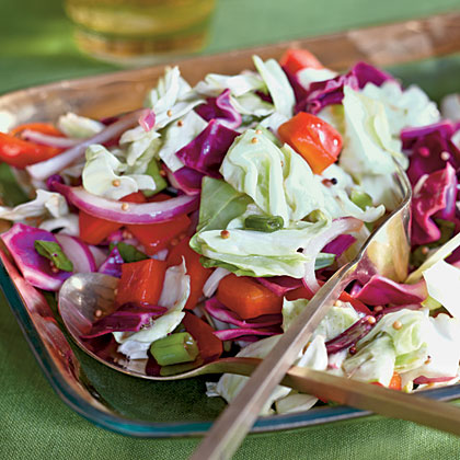 Chopped Coleslaw Salad