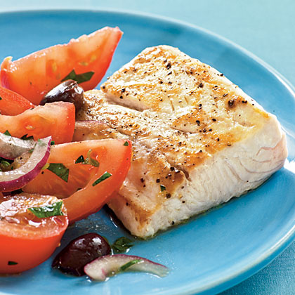 Greek Mahimahi