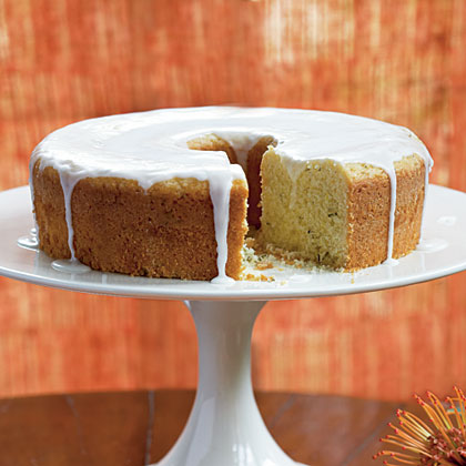 Lemon-Rosemary Olive Oil Cake Recipe