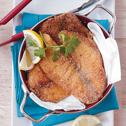 Natalie's Cajun-Seasoned Pan-Fried-Tilapia