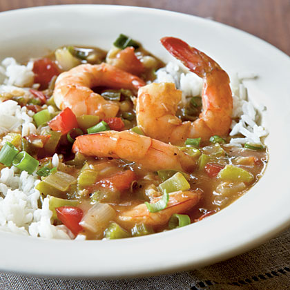Shrimp Étouffée Recipe