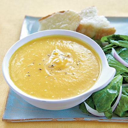 <p>Butternut Squash Soup</p>