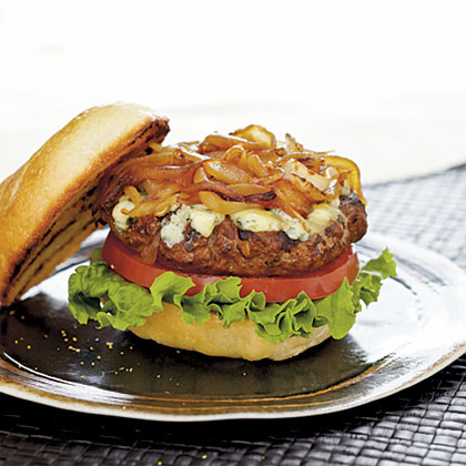 Stilton Burgers
