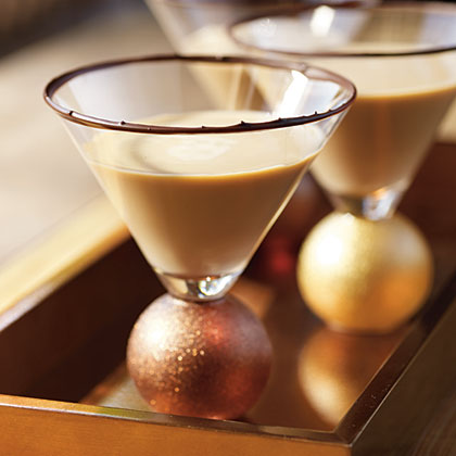 Chocolate Cream Martini