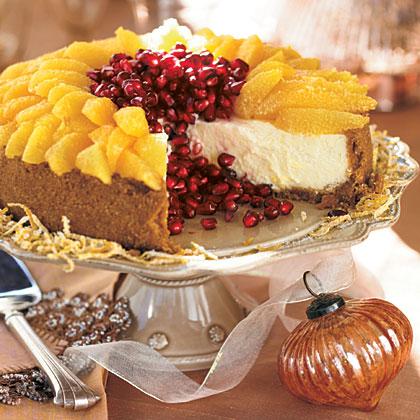 Citrus Cheesecake