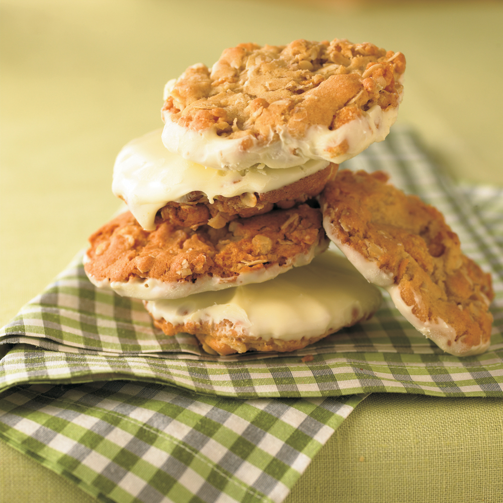 Crunchy Frostbite Cookies Recipe