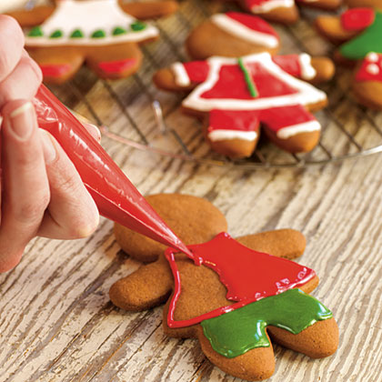 Gingerbread Girls Recipe