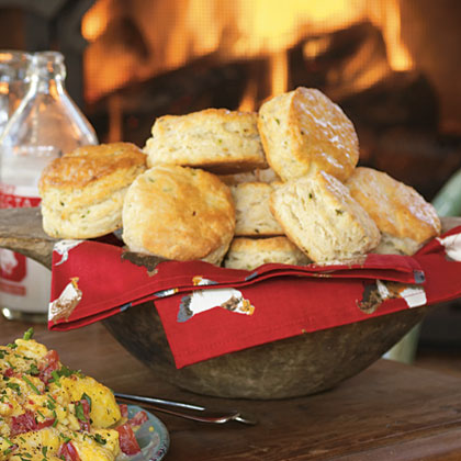 Jalapeño Biscuits Recipe