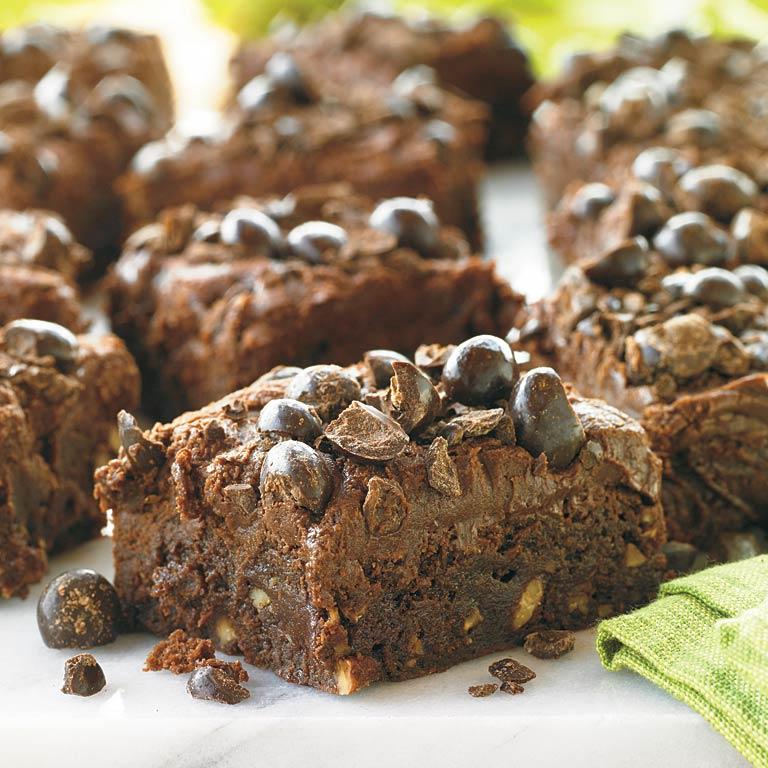 Mudslide BrowniesRecipe
