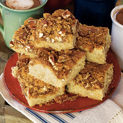 Streusel-Spiced Coffee Cake Recipe