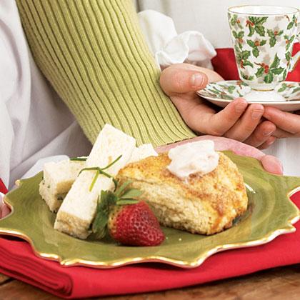 Buttery Scones Recipe
