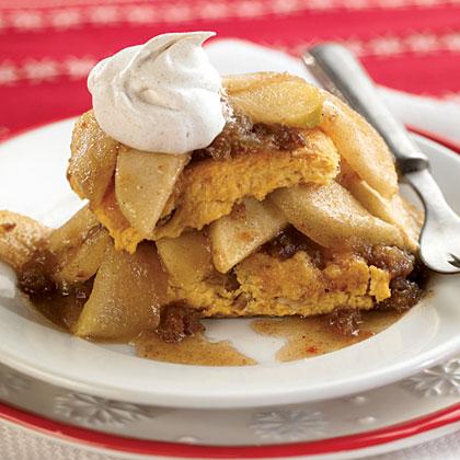 Winter ShortcakesRecipe