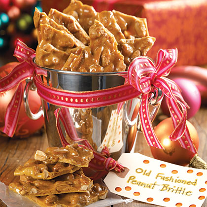Old-Fashioned Peanut Brittle