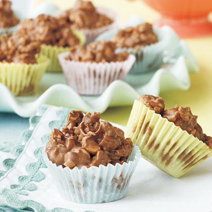 Rocky Road-Peanut Butter Candy Cups Recipe