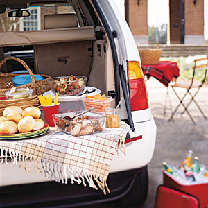 It's Tailgating Time