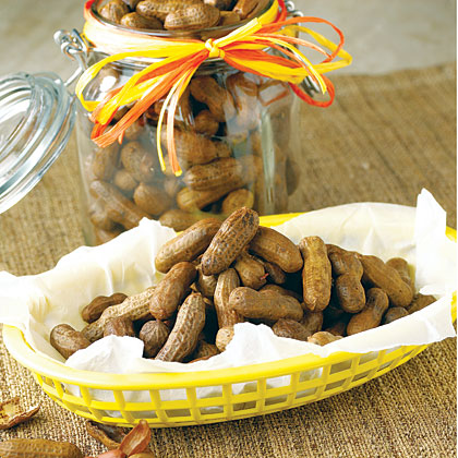 Southern boiled peanuts are easily made in your slow cooker. They typically take all day on the stovetop, but with this recipe you can start them before bed and have them ready for tailgating the next afternoon.Sina's Georgia-Style Boiled Peanuts Recipe