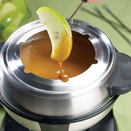 Caramel Fondue Recipe | MyRecipes