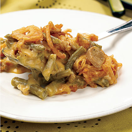 Green Bean Casserole RecipeThis holiday classic is sure to become a convenient family favorite throughout the year with the help of your slow cooker.