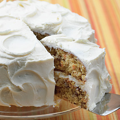 Hellmann's Mayonnaise Carrot Cake Recipe