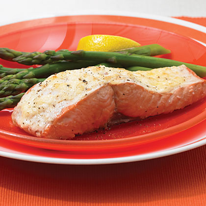 Hellmann's Mayonnaise Magically Moist Adobo Salmon Recipe