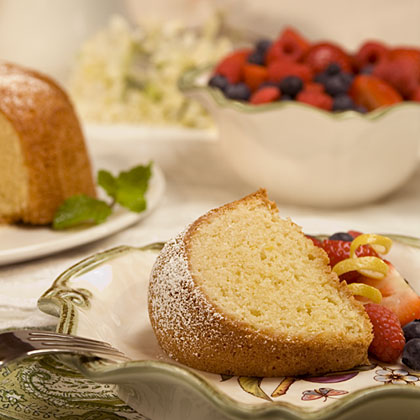 Hellmann's Mayonnaise Golden Citrus Cake Recipe