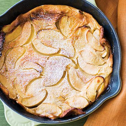 Apple Oven Cake