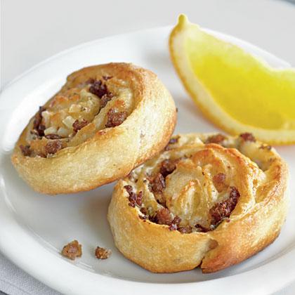 Savory Sausage Breakfast Rolls Recipe