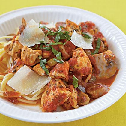 Chicken Cacciatore Recipe Myrecipes
