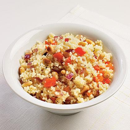 Couscous PilafRecipe