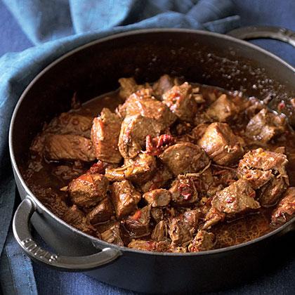 Recipe for pork casserole
